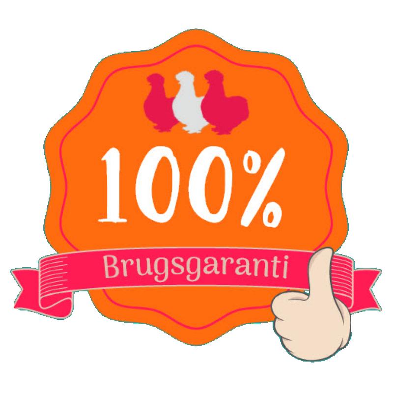 brugsgaranti badge