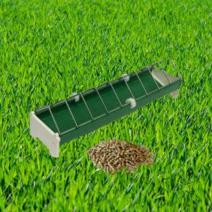 fodertrug med bøjler 30 cm
