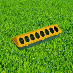 fodertrug med huller 30 cm